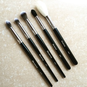 MORPHE AND REAL TECHNIQUES BOLD METAL COLLECTION BRUSHES