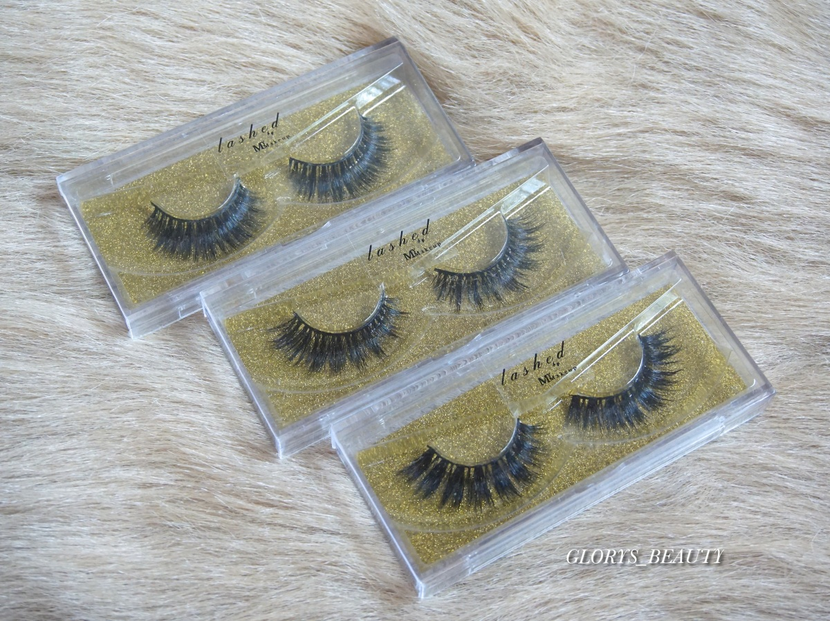 REVIEW - LASHED BY MYMAKEUPNG.